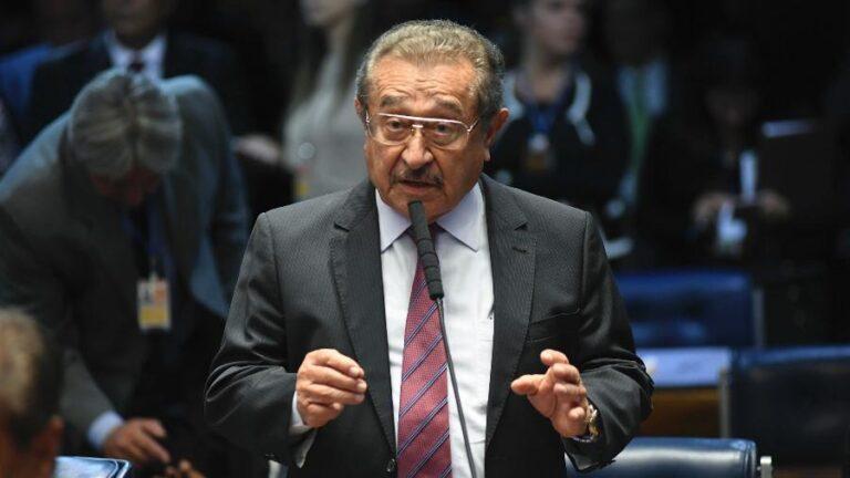 Parlamentar mais velho do Senado, José Maranhão morre de covid-19