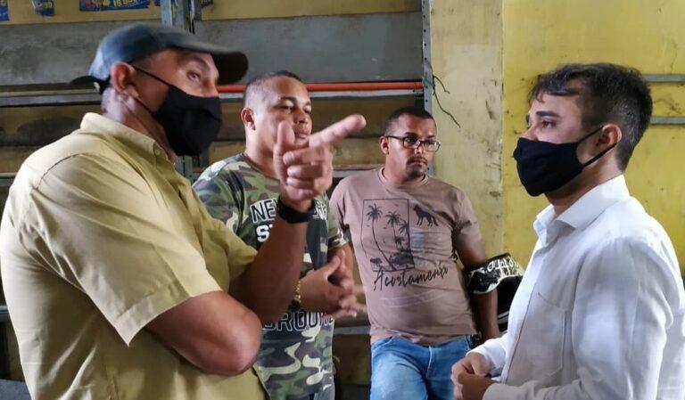 Vereador pede a revitalização do Centro Comercial Cristiano Lauritzem (Rodoviária Velha).