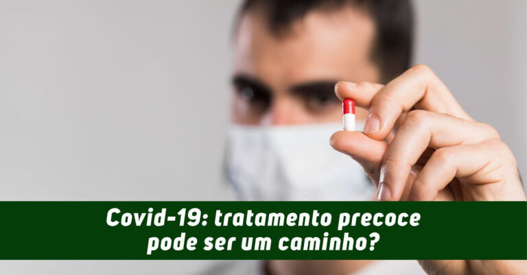 Senado vai debater tratamento preventivo/precoce da covid-19 com especialistas.