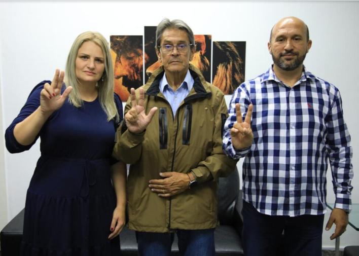 Graciela Nienov assume a presidência da Frente Política Cristã da Mulher