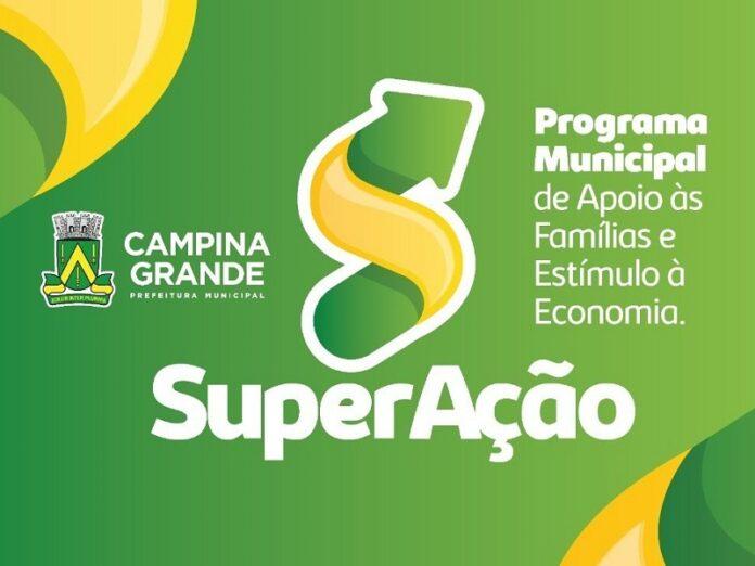 SuperAção: Prefeitura de Campina Grande inicia, nesta segunda, cadastro para o Auxílio Emergencial Municipal.
