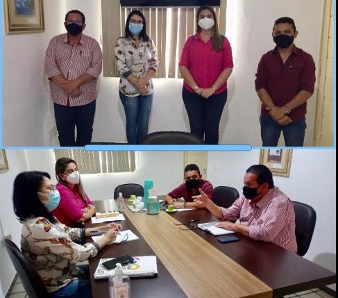 Vereadores e Coordenadora da Pessoa com Deficiência de Campina dialogam sobre ações para pessoas com Doenças Raras e Autismo
