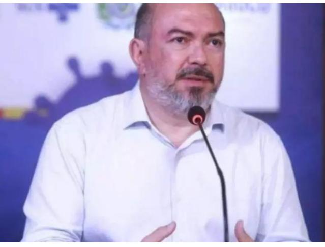 Justiça denuncia ex-secretário de Saúde do Recife por desviar R$322,5 mil na comprar respiradores.