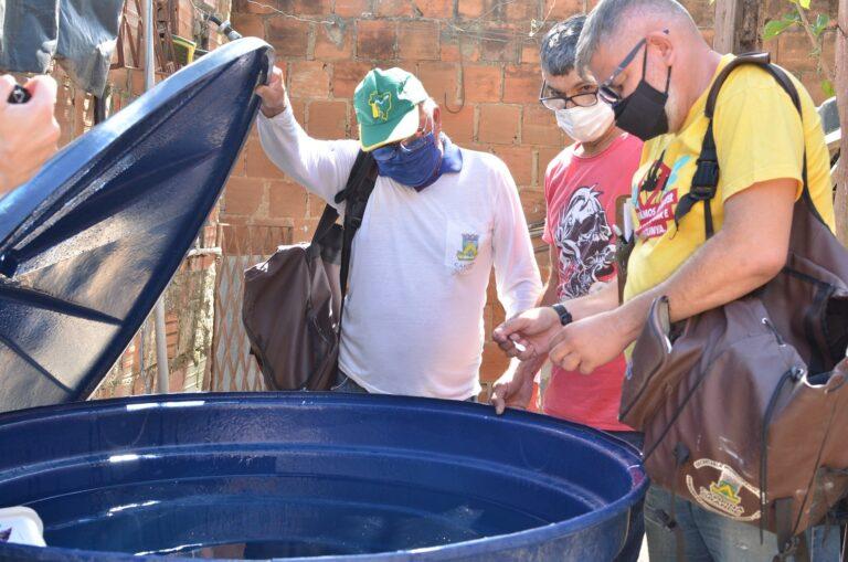 Secretaria de Saúde divulga novo levantamento de infestação do Aedes aegypti em Campina Grande