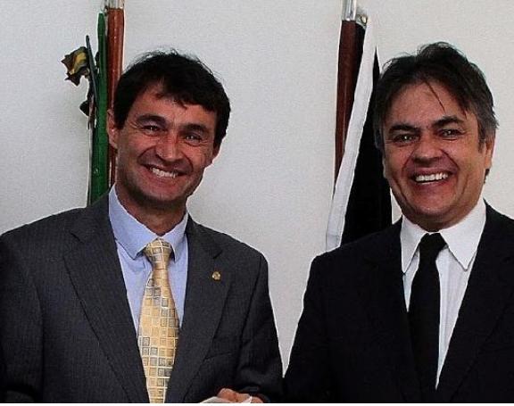 Oposição unida: Cássio anuncia apoio consensual do PSDB à candidatura de Romero Rodrigues.
