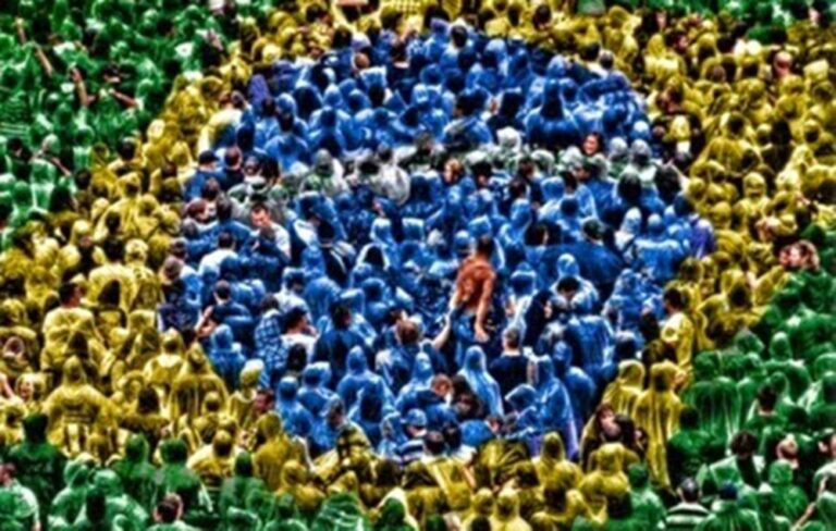 IBGE: População brasileira chega a 213,3 milhões de pessoas.