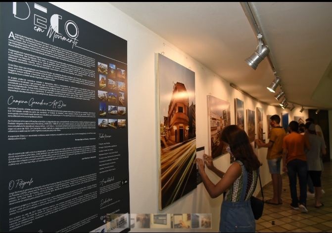 Exposição Déco em Movimento promove inclusão e acessibilidade para público com deficiência visual
