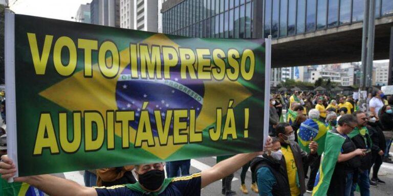Voto auditável: Confira a posição dos deputados da Paraíba.